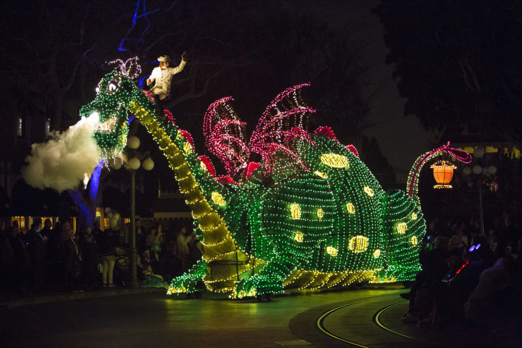 Main Street Electrical Parade Returns to Disneyland Resort