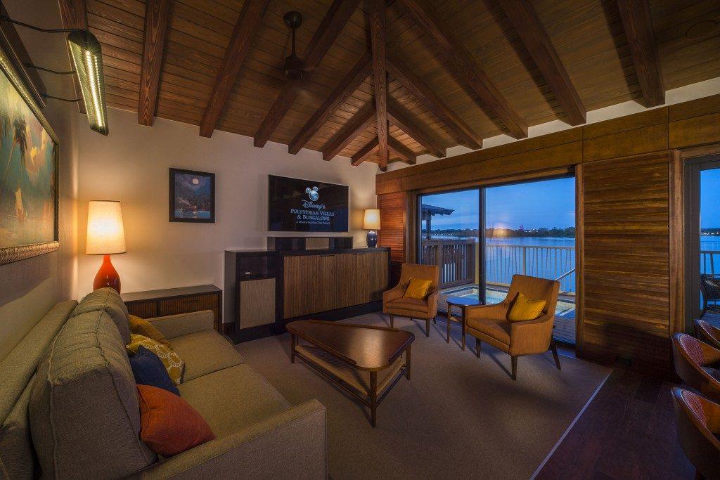 Bora Bora Bungalows at Disney's Polynesian Villas and Bungalows