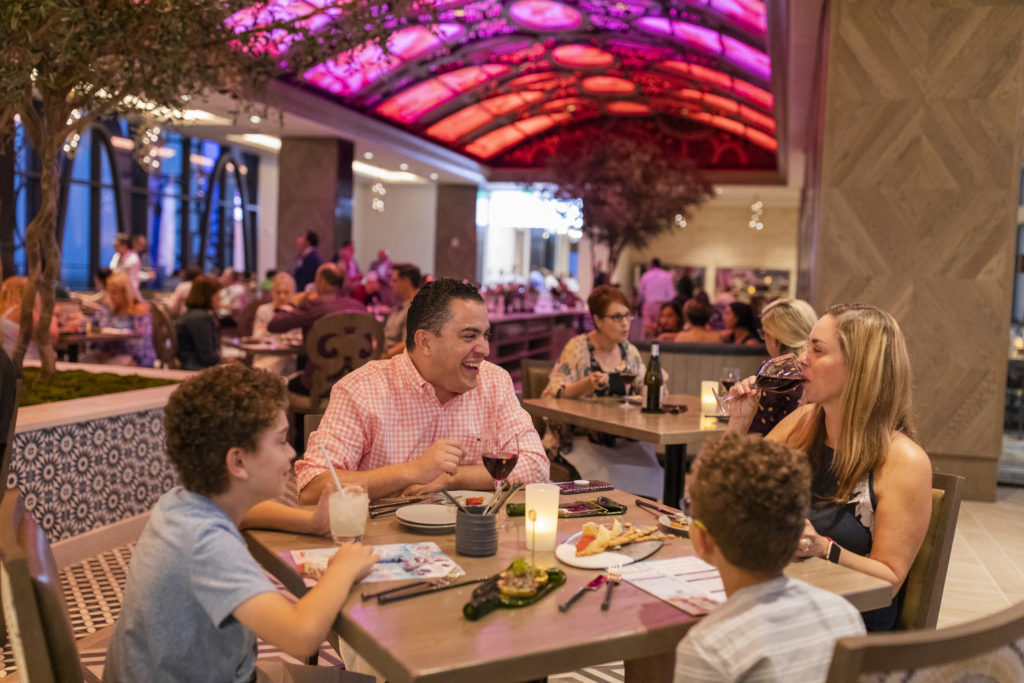 Tolédo – Tapas, Steak & Seafood Disney's Coronado Springs Resort