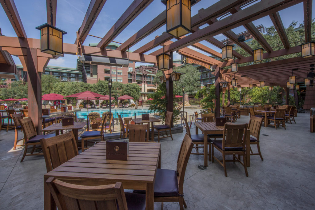 GCH Craftsman Bar at Disney's Grand Californian Hotel & Spa