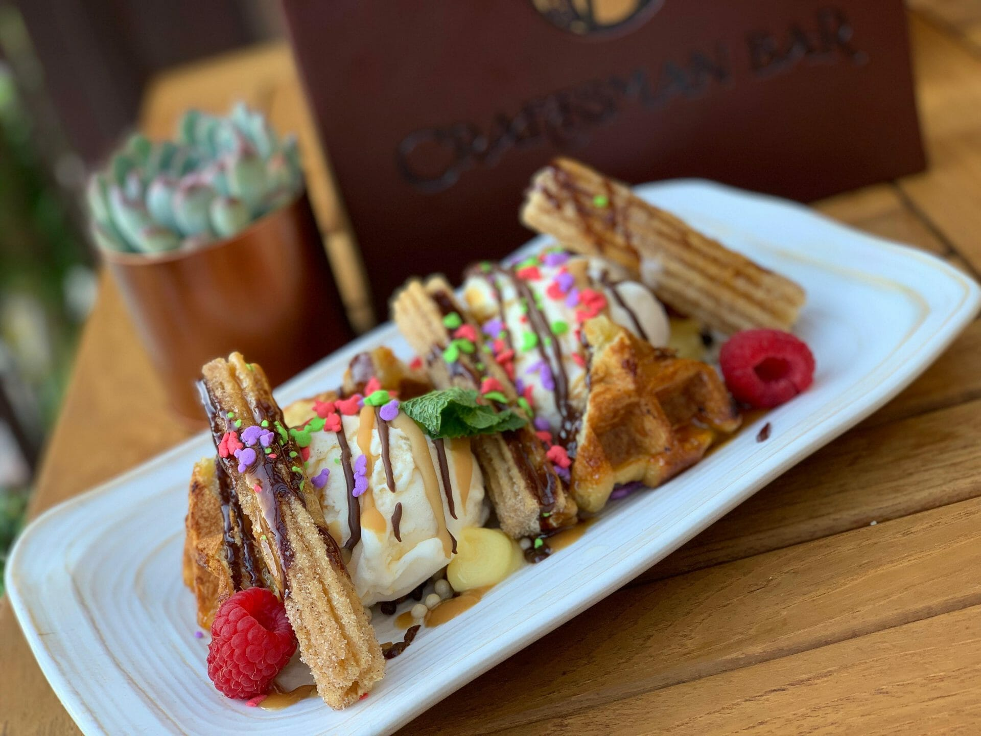 GCH Craftsman Grill Dining Review