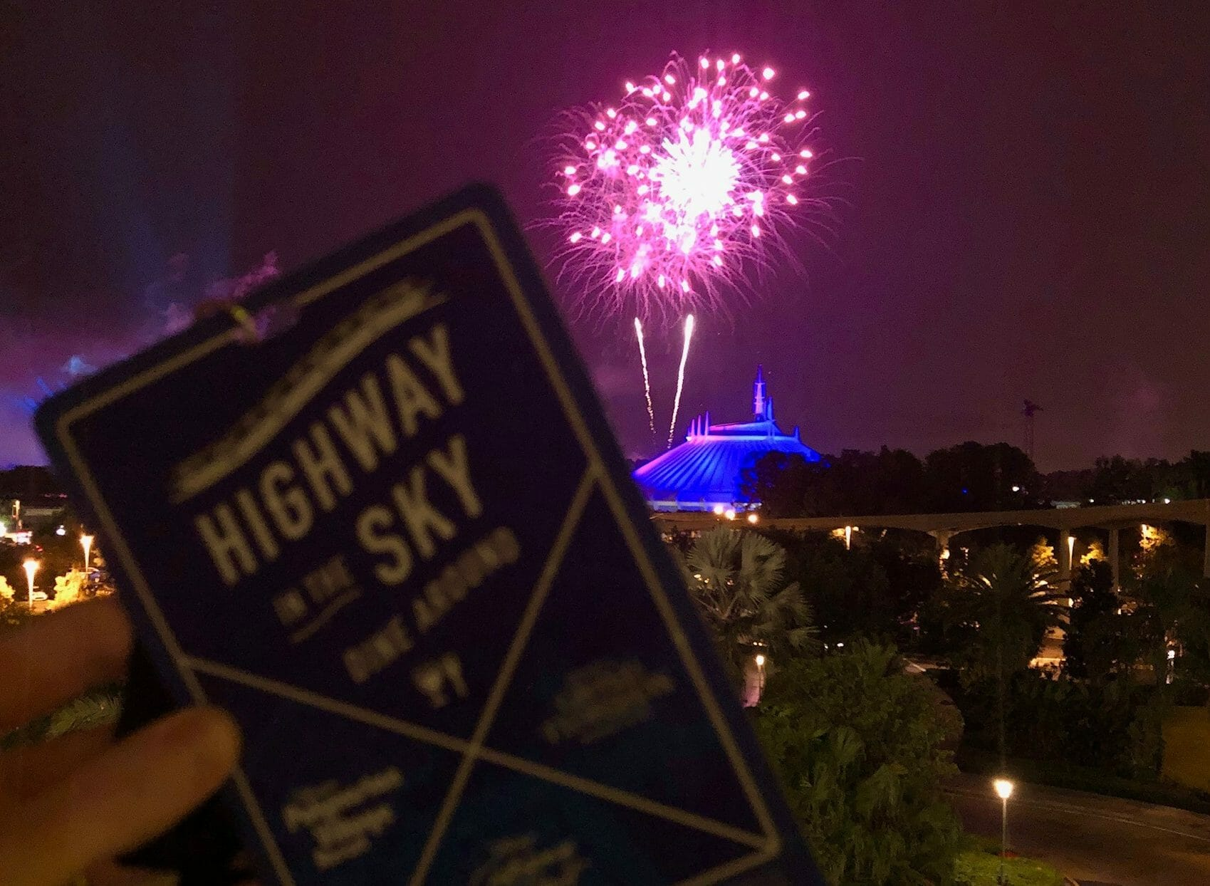 Highway in the Sky Dine Around Experience