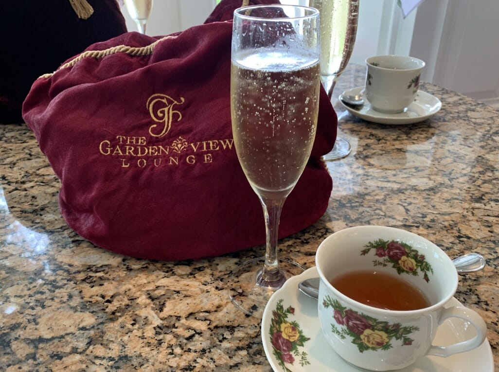 Afternoon Tea at Disney's Grand Floridian