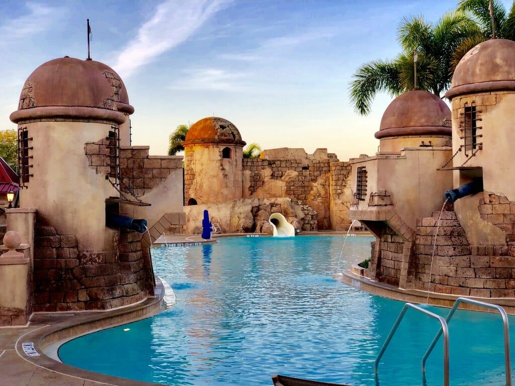 Walt Disney World Resort Pool Guide