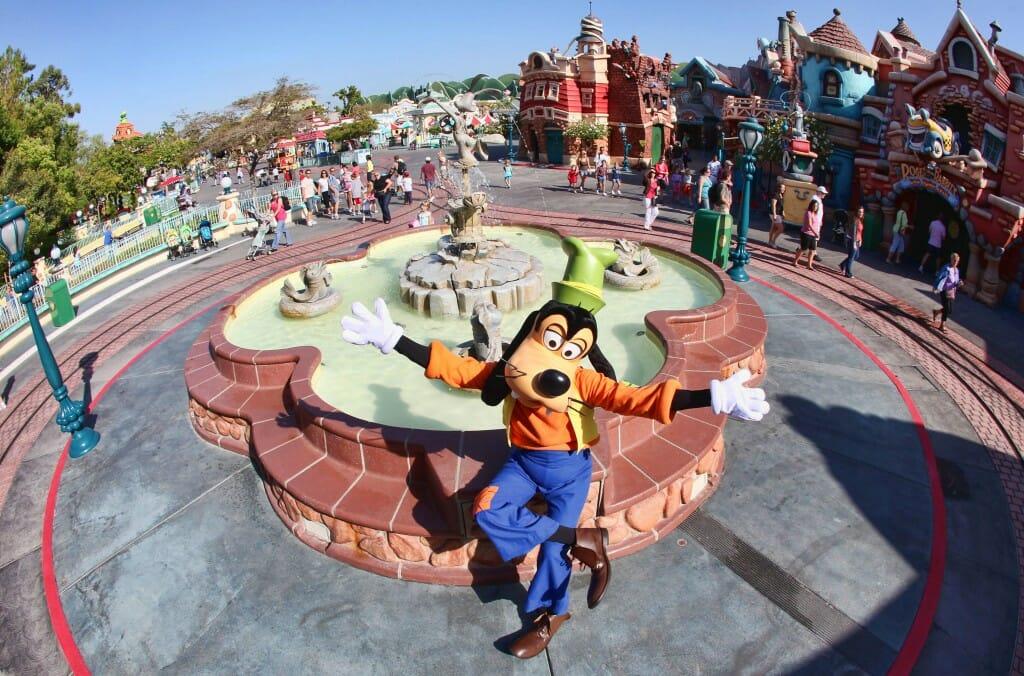 Mickey's Toontown at Disneyland 101