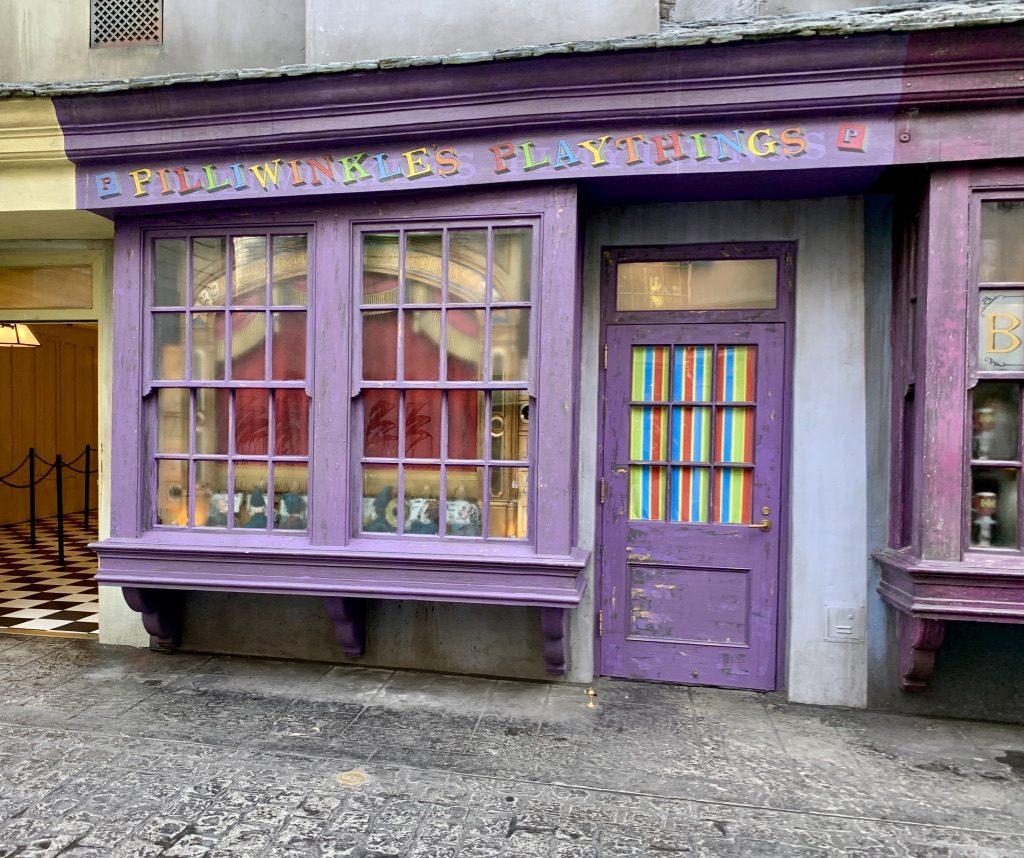 Spell Location Wizarding World of Harry Potter