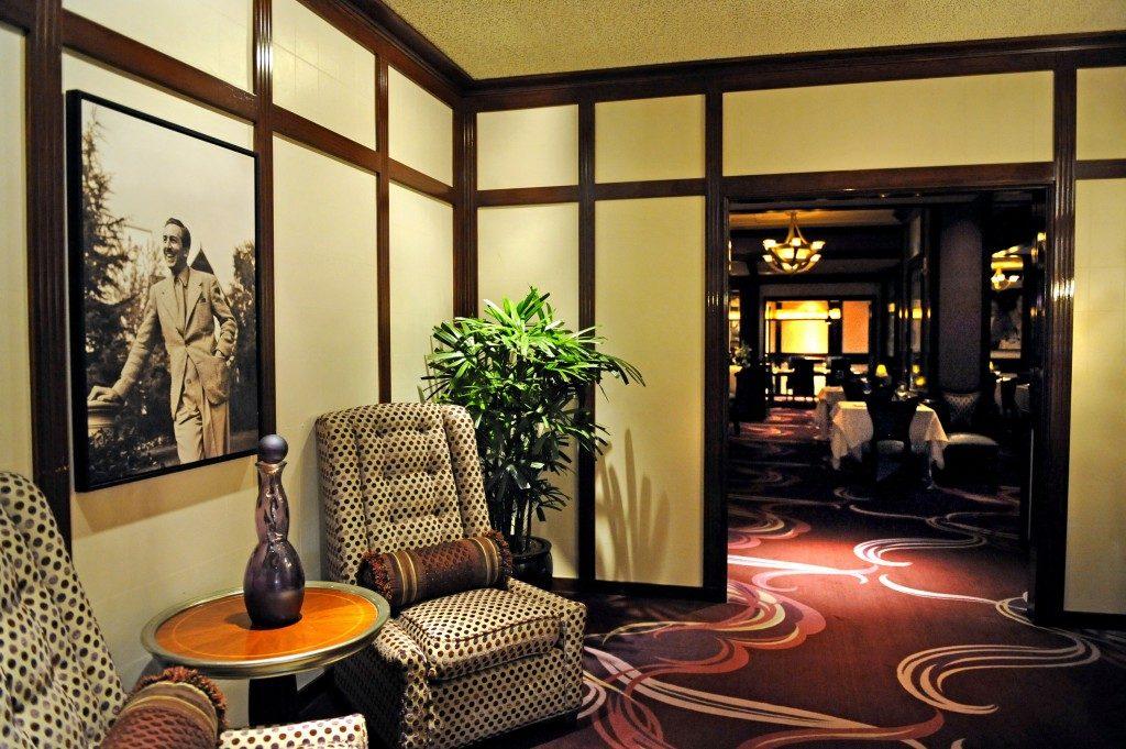 Steakhouse 55 at Disneyland Hotel