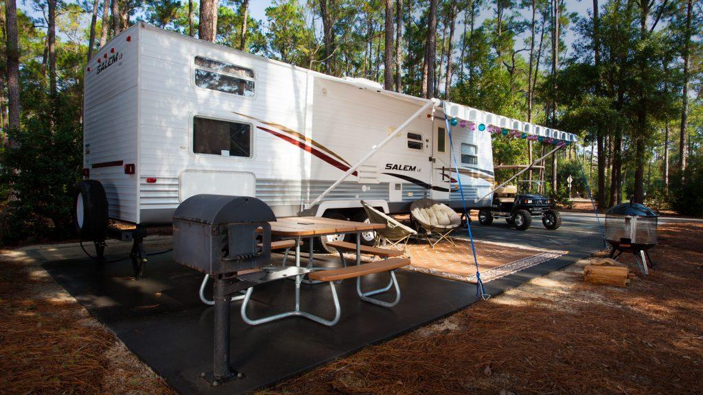 Disney's Fort Wilderness Campsite