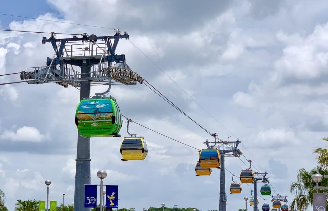 Resort Park Bus Schedule Change Walt Disney World