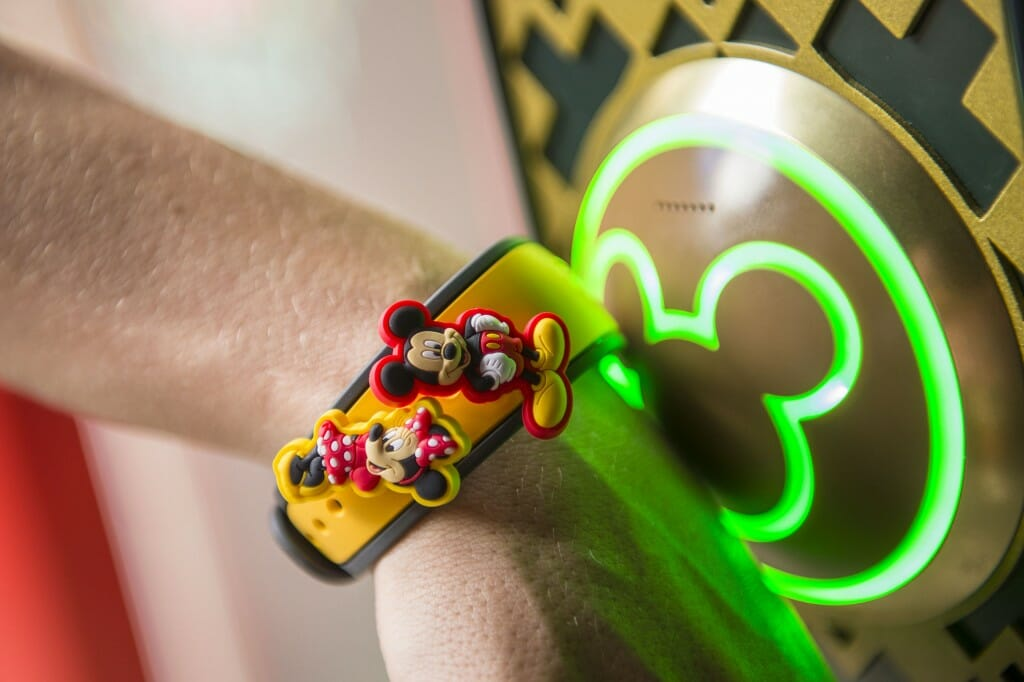 MagicBand at Walt Disney World