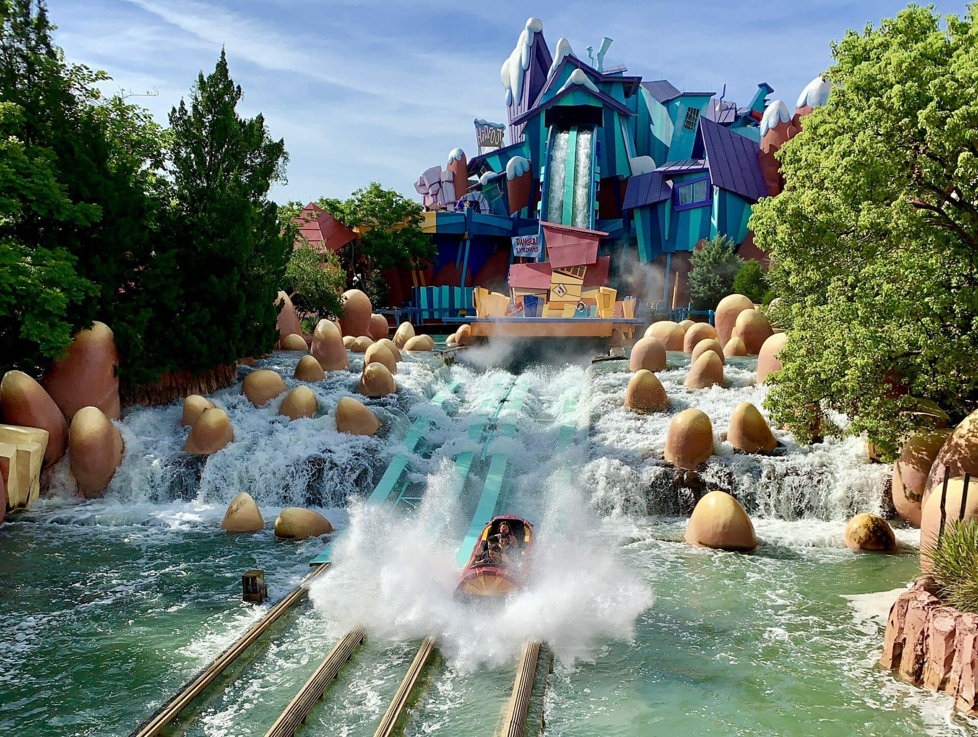 Virtual Universal Orlando & Hollywood Rides