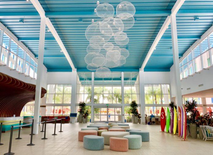Endless Summeer Resort Surfside Inn and Suites Lobby