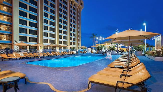 Disney's Paradise Pier Resort Pool