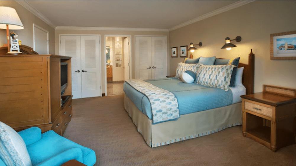 Disney's Paradise Pier Resort Suite