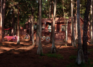 The Cabins at Disney's Fort Wilderness