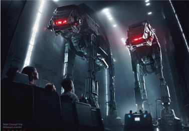 Star Wars: Rise of the Resistance Opening Announced
