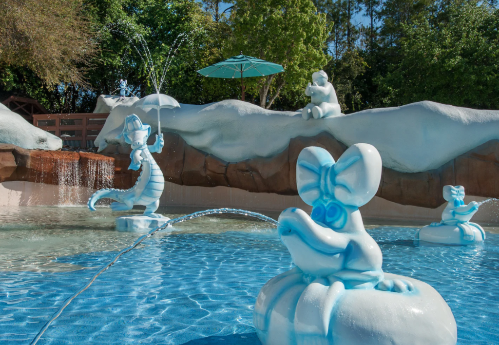 Tikes Peak at Disney's Blizzard Beach