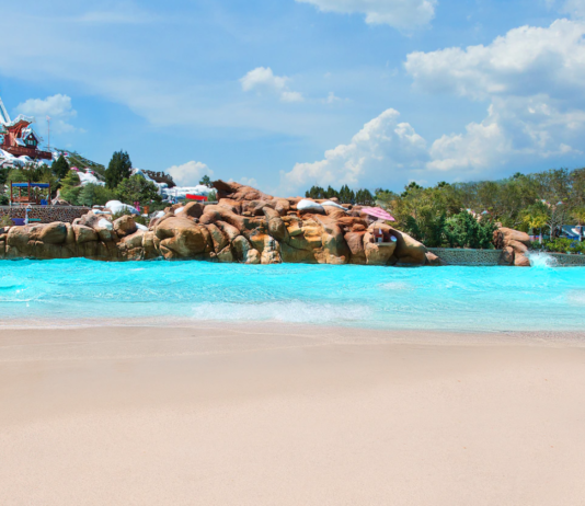 Melt-Away Bay at Disney's Blizzard Beach