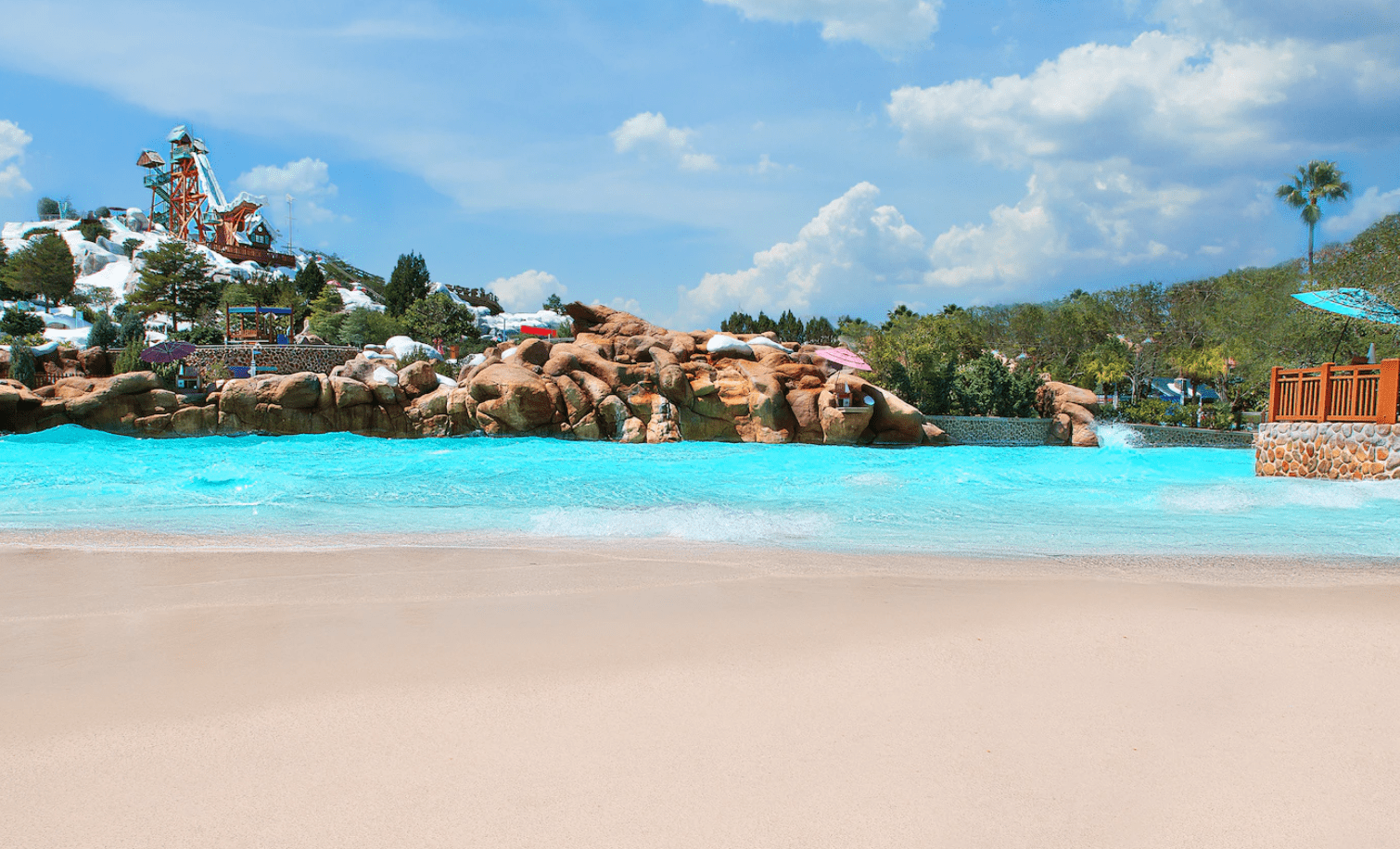 Disney's Blizzard Beach Water Park 101