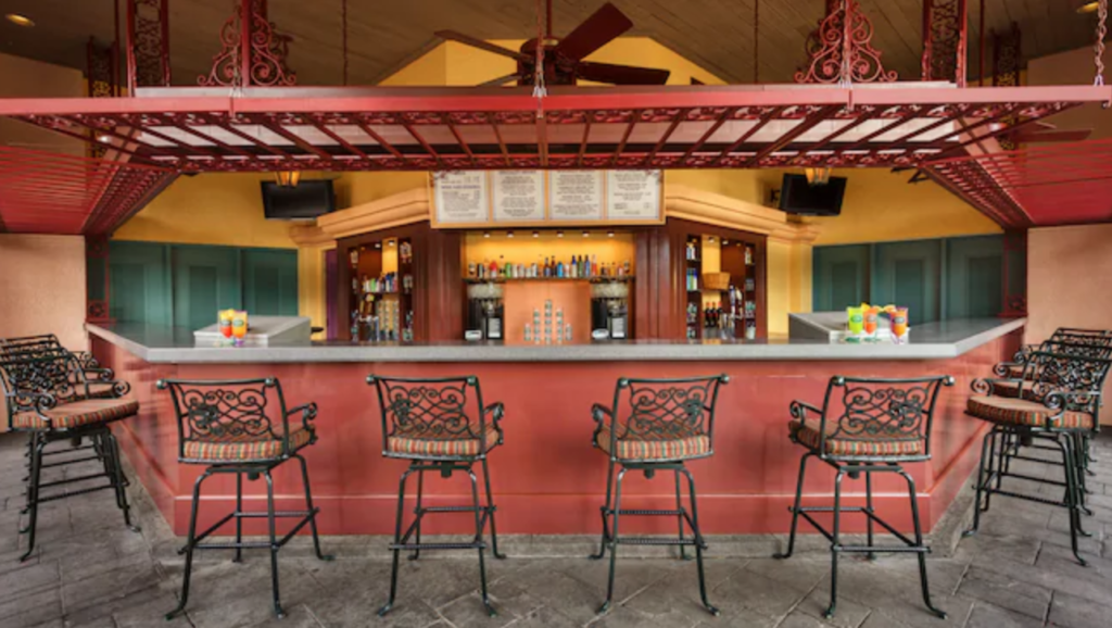 Disney's Port Orleans Resort- French Quarter