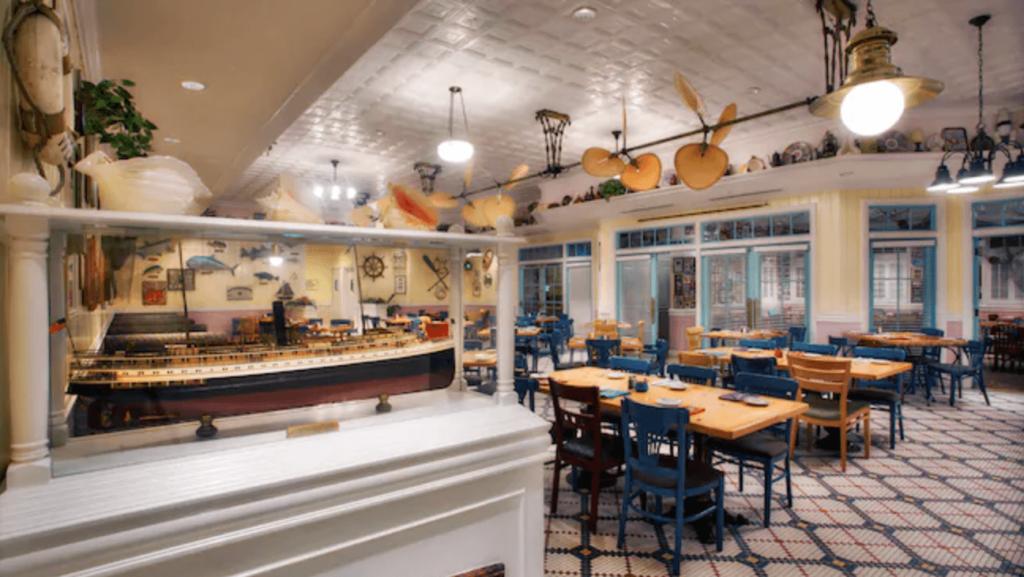Olivia's Cafe Disney's Old Key West Resort