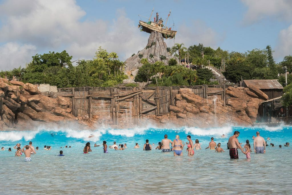 Disney's Typhoon Lagoon Water Park 101