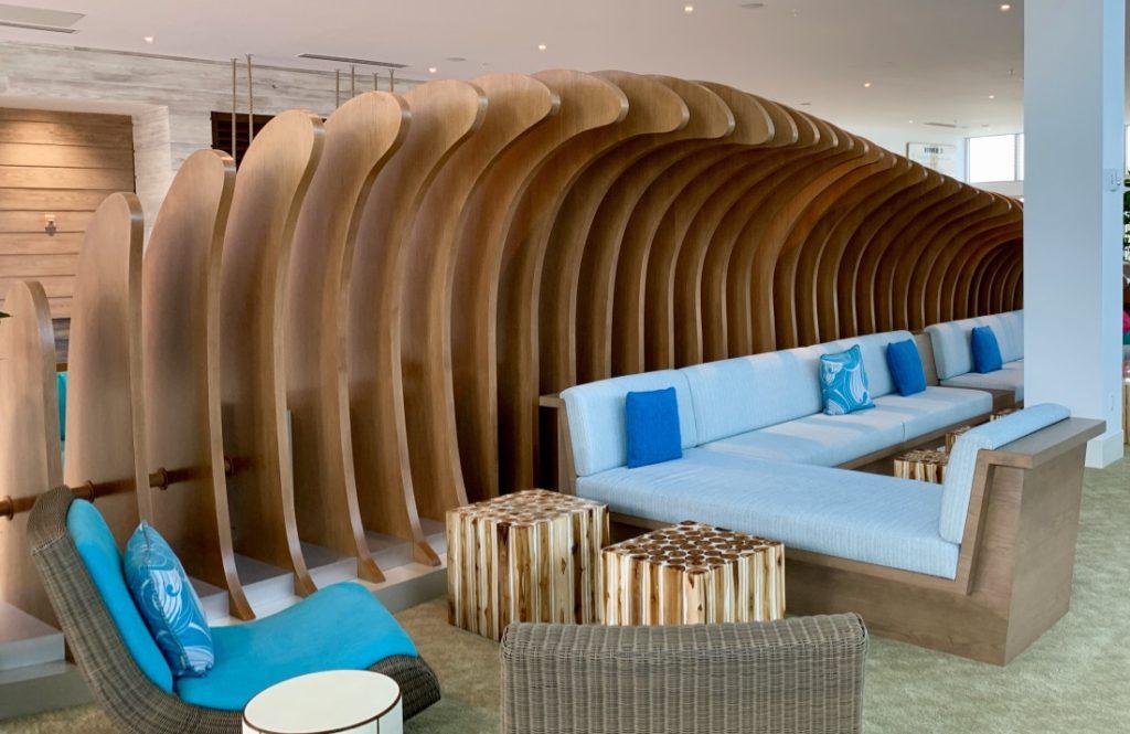 Universal's Endless Summer Resort - Surfside Inn and Suites Lobby Seating