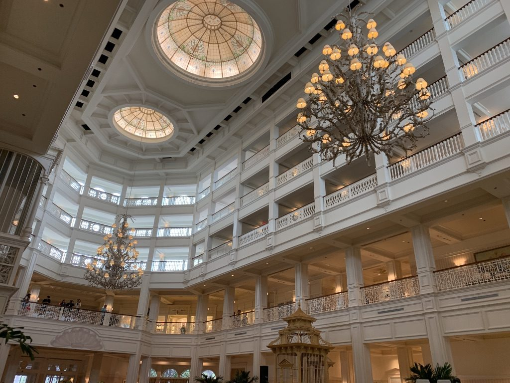 Disney's Grand Floridian Resort and Spa Lobby