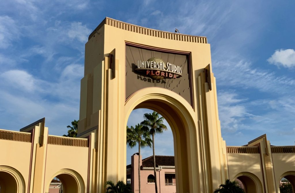 Universal Studios Florida Entrance