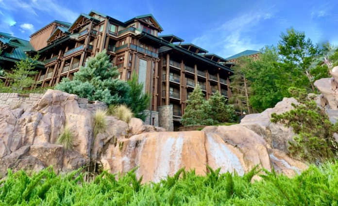 Disney's Wilderness Lodge Walt Disney World