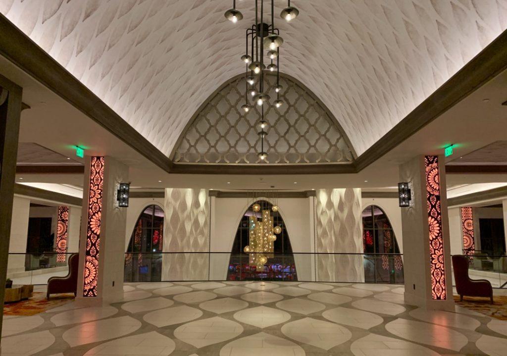 Gran Destino Tower Lobby Entrance