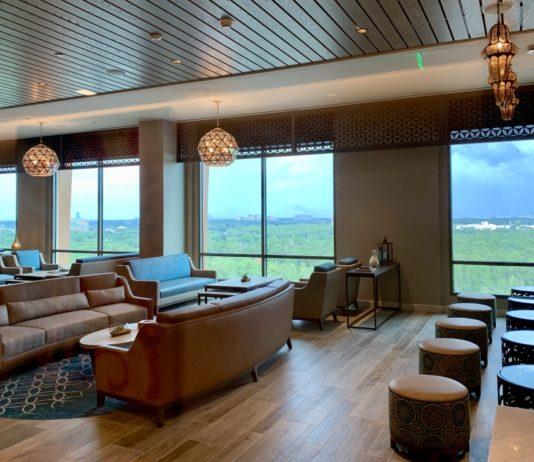 Chronos Lounge at Gran Destino Tower