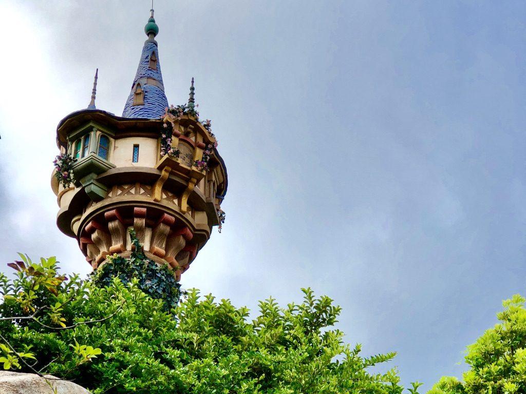 Rapunzel's Tower Fantasyland