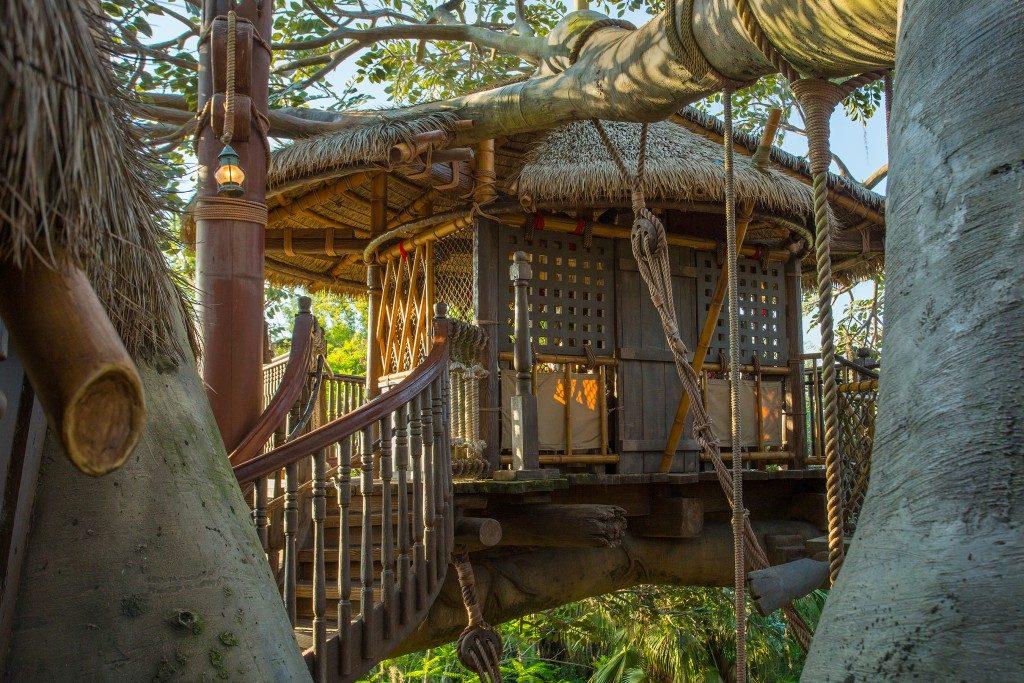 Swiss Family Tree House Adventureland Magic Kingdom