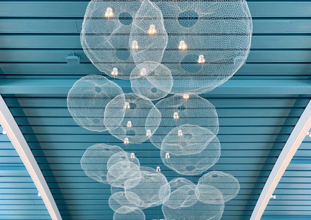 Universal's Endless Summer Resort - Surfside Inn and Suites Lighting
