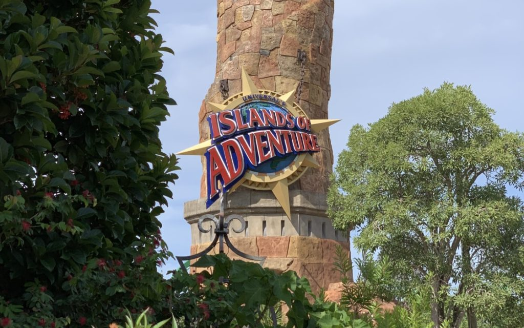 Universal's Islands of Adventure