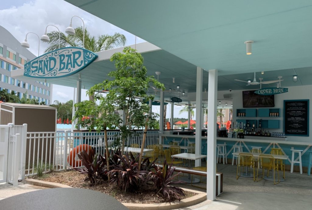 Sand Bar at Universal's Endless Summer - Surfside Inn and Suites