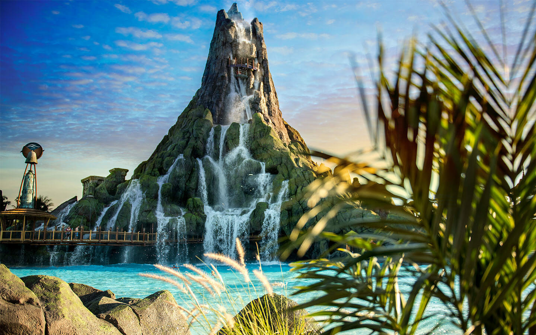 Universal's Volcano Bay 101