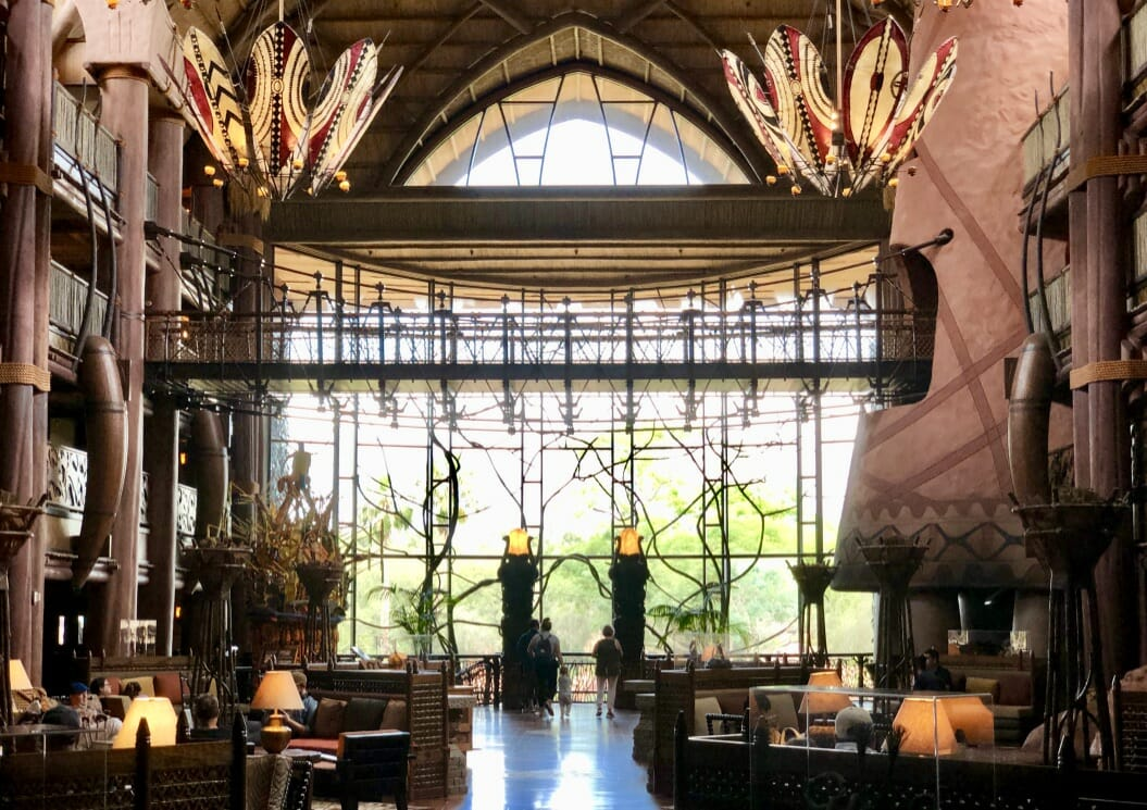 Animal Kingdom Lodge to Open August 26th