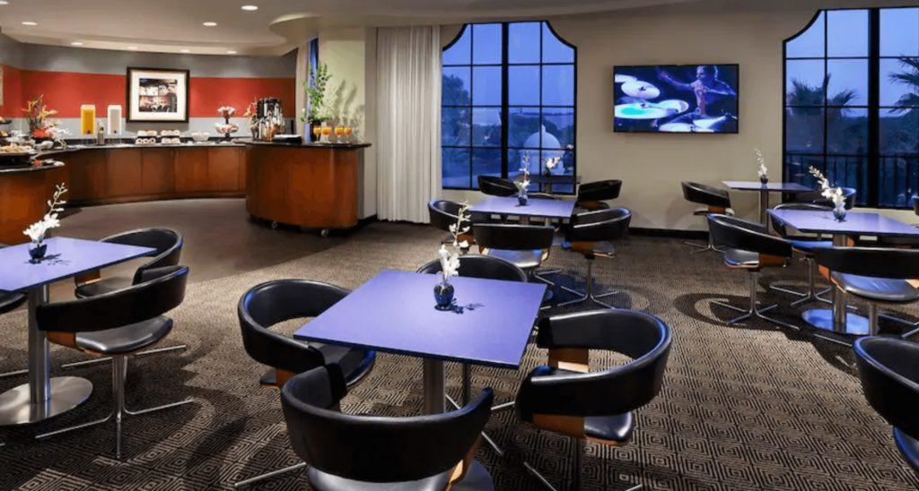 Club Lounge Hard Rock Hotel