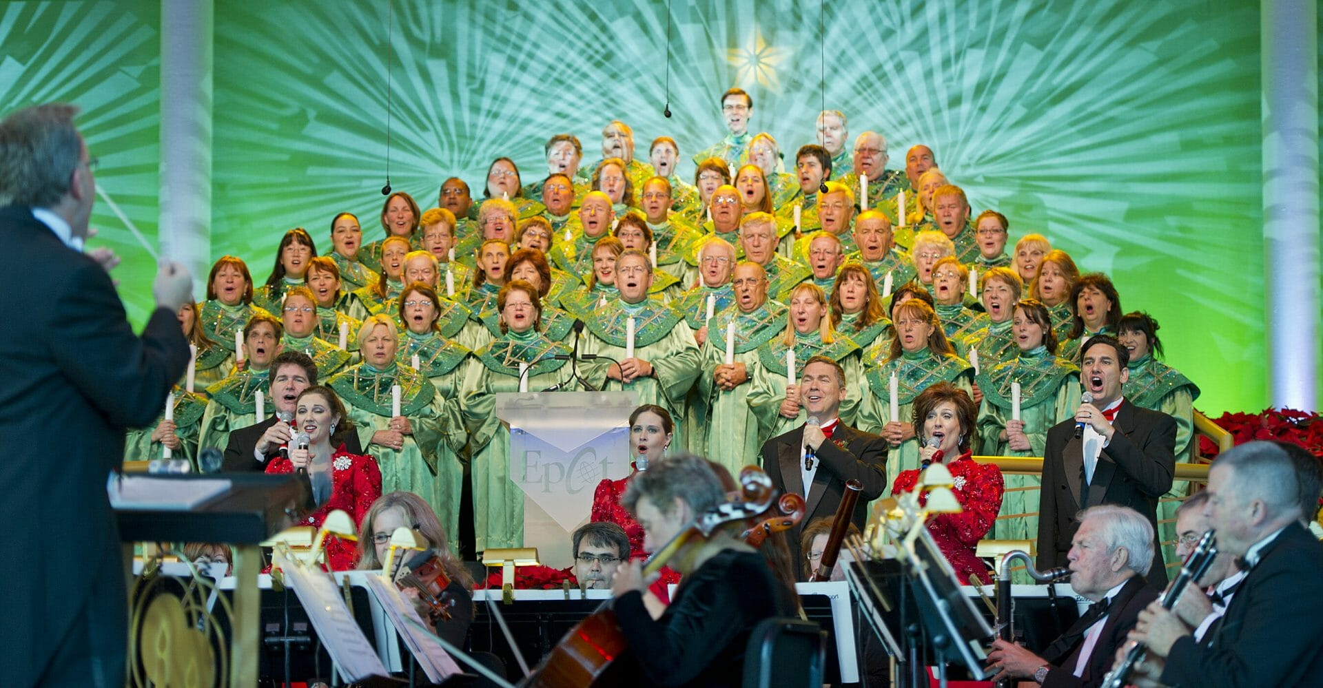 Celebrity Narrators Return to Candlelight Processional