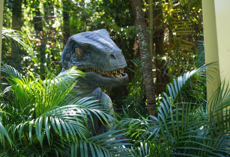 Universal Orlando S Jurassic Park 101 Theme Park Professor