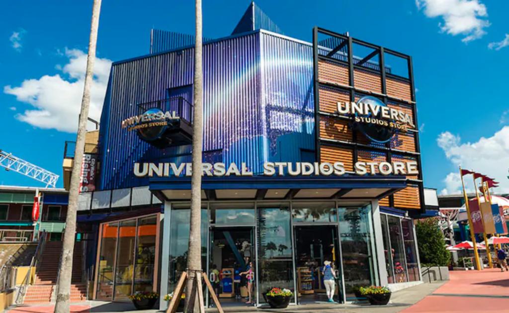 Universal Studios Store at CityWalk