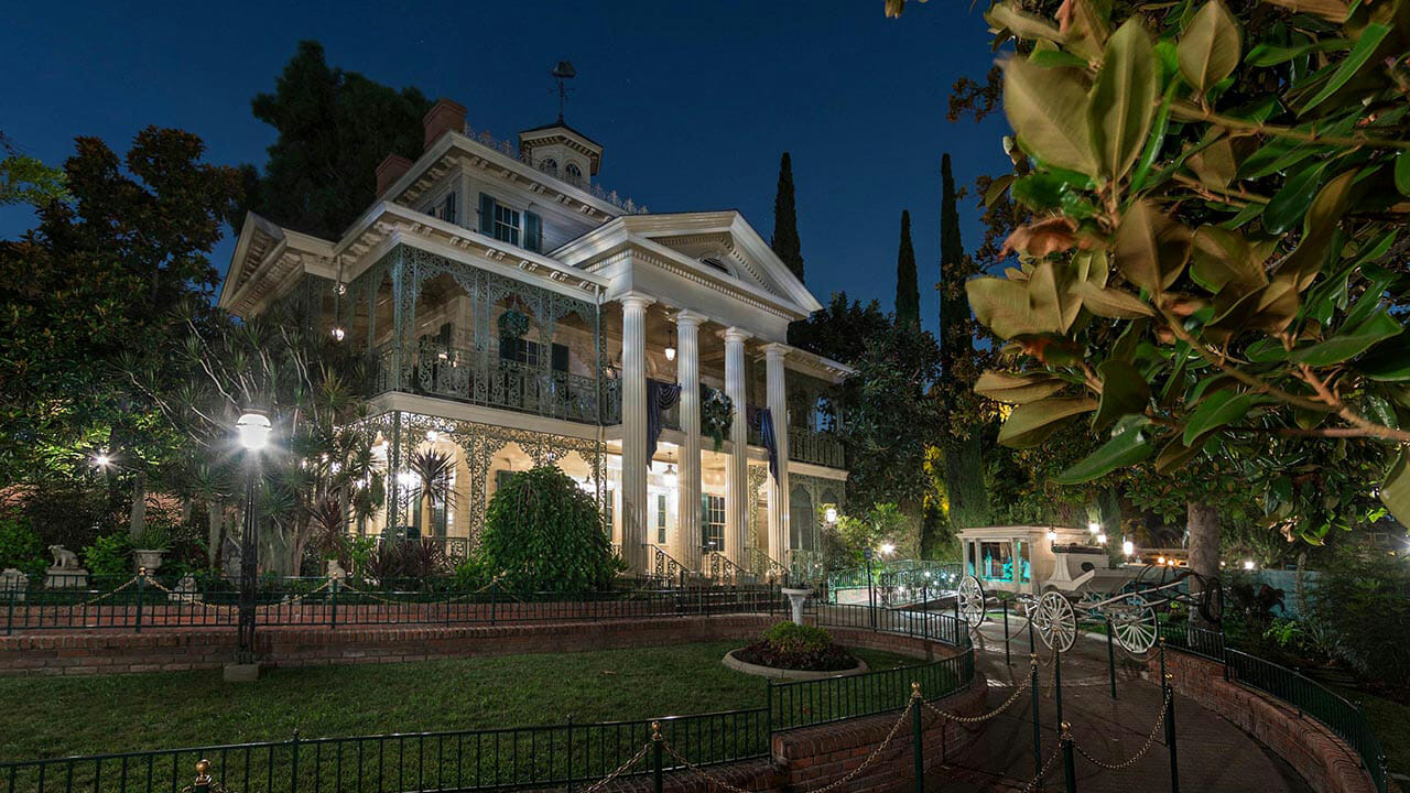 Eerie Facts About Disney's Haunted Mansion