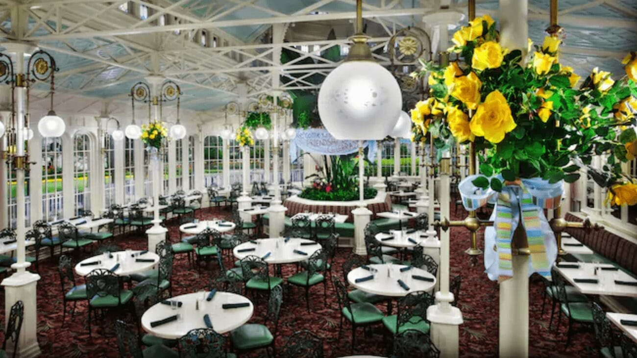 Crystal Palace is Bringing Back the Buffet