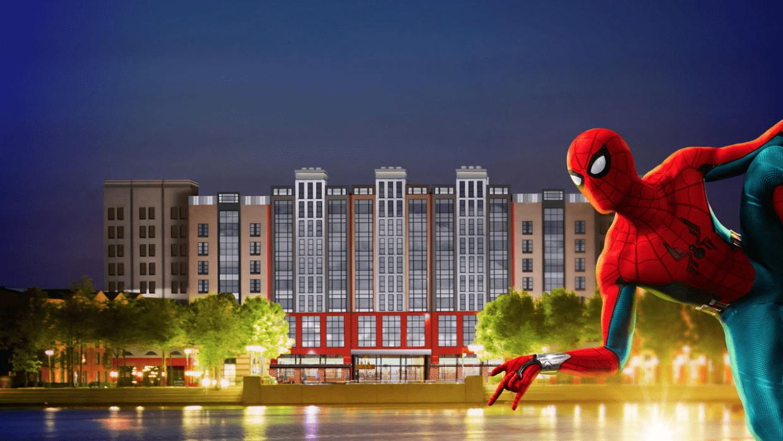 Disney's Hotel New York – The Art of Marvel at Disneyland Paris Reservations Open