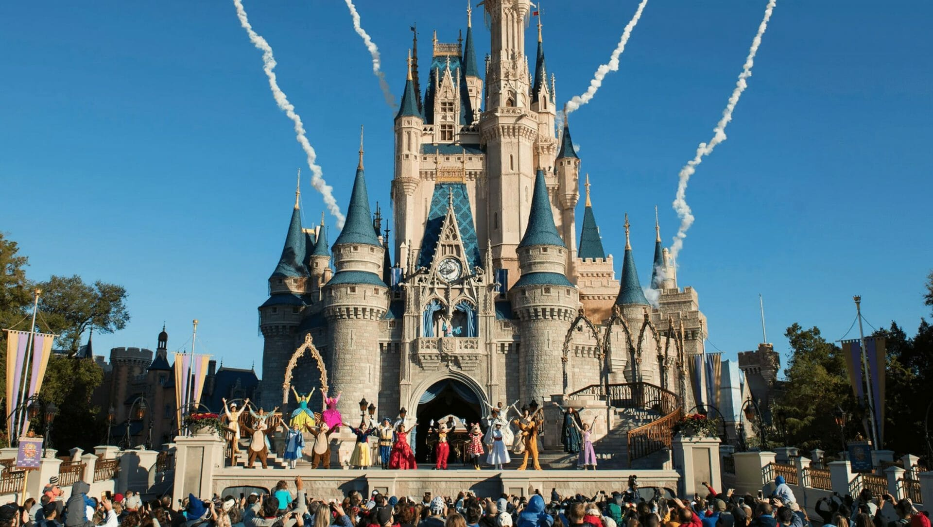Walt Disney World 2021 Packages Are Now Available