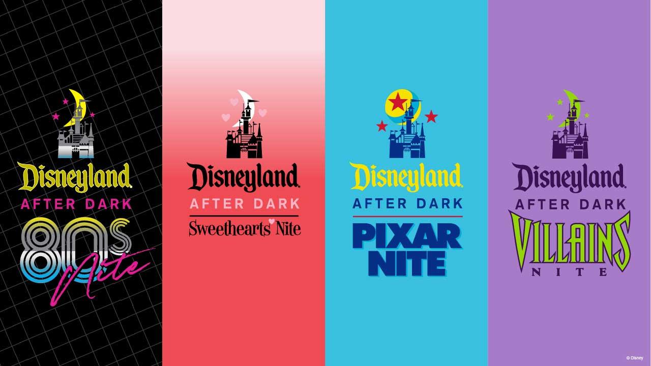 Disneyland After Dark 2020 Events Announced!