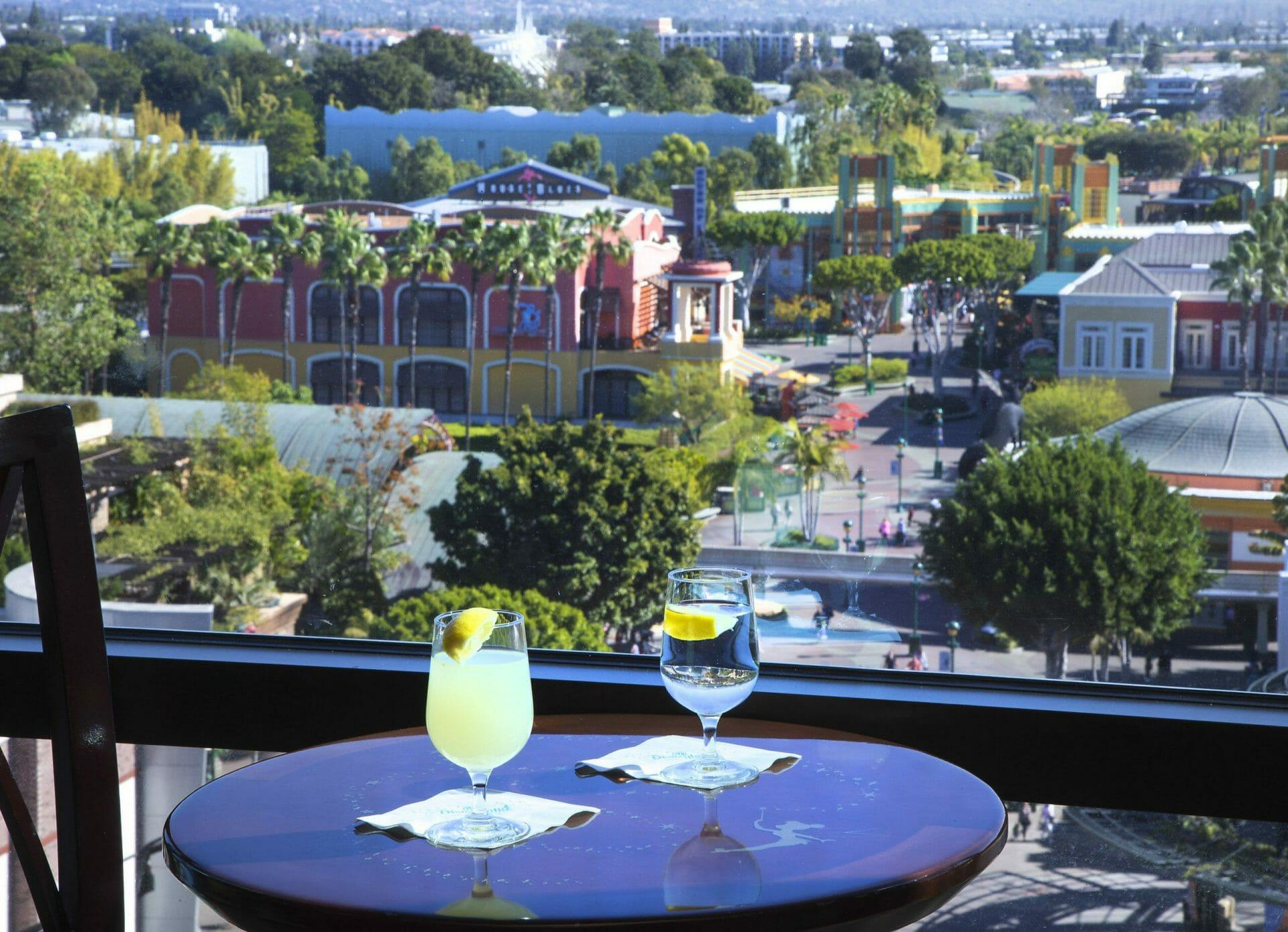 Club Level at the Disneyland Resort