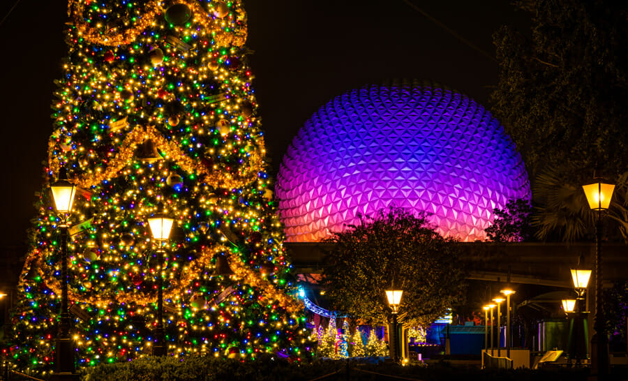 Taste of EPCOT International Festival of the Holidays Guide